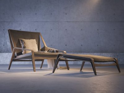HG01 Chair Timber